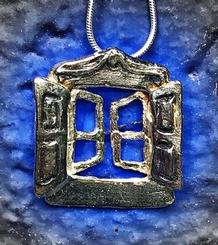 Small Window pendant