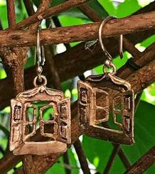 Small Window Earrings