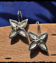 Sitges Giants' Flower Small Earrings