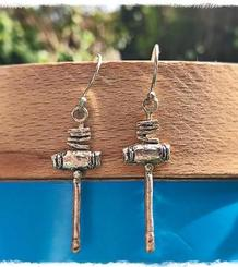 Mallet Earrings
