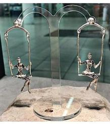Ballerina in the Trapeze Earrings